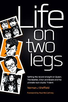 Life on Two Legs (English Edition) von [Sheffield, Norman]