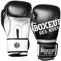 BOXEUR DES RUES Impact Gant de Boxe avec Logo, Homme, Fight Activewear