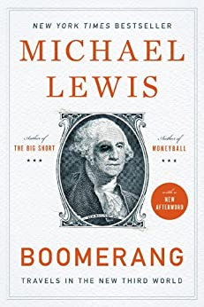 Boomerang: Travels in the New Third World par [Lewis, Michael]