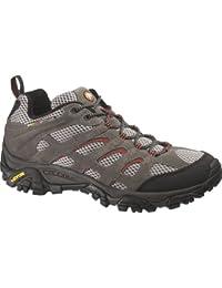 Merrell J87731 - Zapatillas de deporte de ante para hombre, color Grey/Rust, talla 41