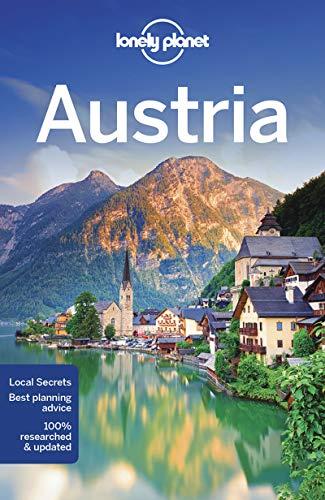 Lonely Planet Austria [Lingua Inglese]