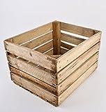 Holzkiste Antik -gebraucht-