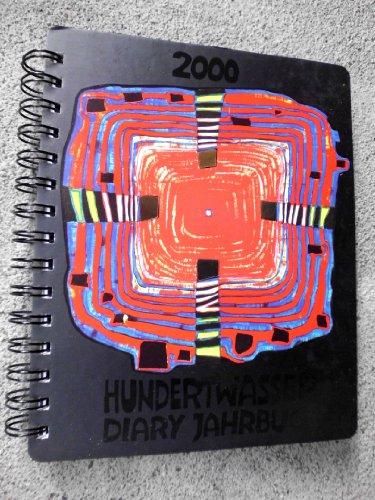 Kalender, Hundertwasser Diary, Jahrbuch (Kalender Satan)