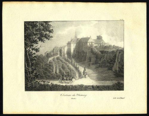 theprintscollector-print-chimay-belgium-pl-antico21-de-cloet-madou-1825