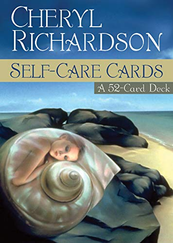 Self-Care Cards (Large Card Decks) por Cheryl Richardson