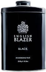 English blazer Talc, Black 150g