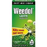Désherbant Weedol Lawn Weedkiller, bouteille de concentré liquide, 250 ml