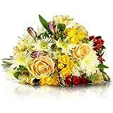 Blumenstrauß Frühlingstraum | Entworfen von der Europameisterin | Gratis-Grußkarte & Geschenkverpackung