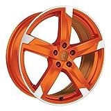 Rondell A029561-4053537659230 - 7.5X17 ET35 5X120 Alufelgen PKW