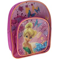 Trade Mark Collections Disney Fairy Back Pack With front Pocket (Pink)