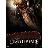 Leatherface - The Source of Evil - Mediabook