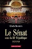 Sénat sous la IIIe République (Le)