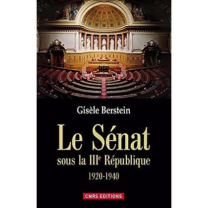 Sénat sous la IIIe République (Le) (HISTOIRE)