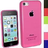Best TaoTronics iPhone 5 casos - igadgitz U2667 Funda Rosa funda para teléfono móvil Review