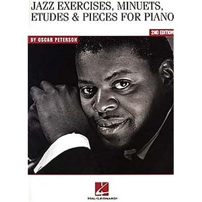 Arlen Geffrey: Oscar Peterson: Jazz Exercises, Minuets