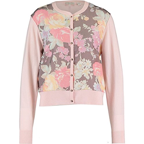 350d63479 Ted Baker Womens Button Up Cardigan Floral motive – Size 1 – UK Size 8
