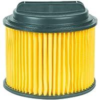 Einhell - Filtro de larga duración duo para aspirador Einhell - RT-VC 1500 WM (inoxidable, poliéster) color amarillo