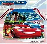 CARS ZAINETTO SACCA SPORT 26x21cm MARE SCUOLA MCT2226