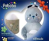 Pabobo sl02-giftbox02 coffret veilleuse, beige