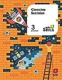 Ciencias sociales. 3 Primaria. Más Savia.