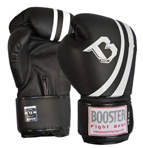 BOOSTER Boxhandschuhe Pro Range V2, schwarz, 16 OZ