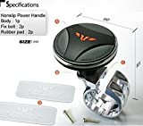 #5: GRS NOBLESS VEHICLE STEERING KNOB(MADE IN KOREA) FOR - ANY CAR AND ANY Models