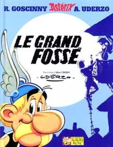 astrix le grand foss asterix n25 astrix le grand fosse french edition