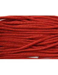 Pepperlonely 1524 cm tipo Iii Imperial rojo Paracord 550 paracaídas 7 hilos Made In Usa