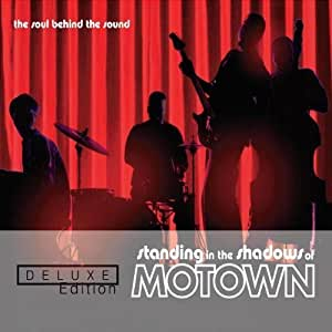 Standing In The Shadows Of Motown [Deluxe Edition] by Funk Brothers (2004) Audio CD
