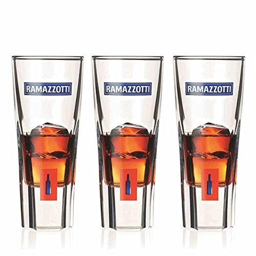 RASTAL Ramazzotti-Glas 3er in GP