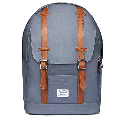 Price comparison product image Multi-functional canvas shoulder and travel bag laptop by KAUKKO