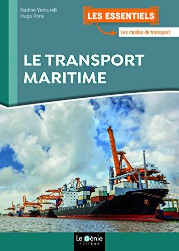 Le transport maritime par Nadine Venturelli