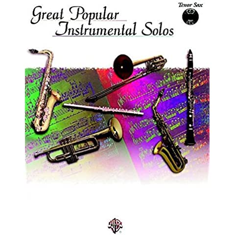 Great Popular Instrumental Solos: Flute
