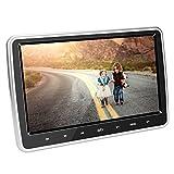 Car DVD Player Headrest Monitor 10.1 Inch HD 1024*600 HDMI USB SD IR/FM Ultra Thin Digital Touch Key LCD Screen by Hengweili