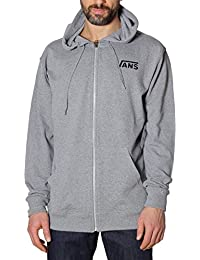 7c8a5abbfcfb9 Vans French Terry Zip Hoodie, Sweat-Shirt À Capuche Homme
