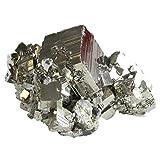 Pyrit Große Kristalle–Produkt SUPER EXTRA