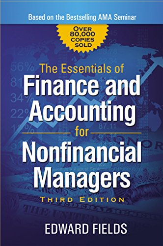 The Essentials of Finance and Accounting for Nonfinancial Managers por FIELDS