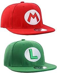 Underground Kulture - Casquette de Baseball -  Homme Red & Green