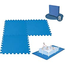 Dalle de piscine for Tapis mousse piscine