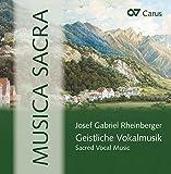 Rheinberger: Musica Sacra