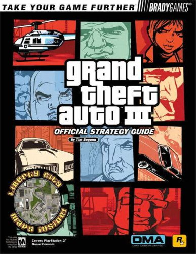 Grand Theft Auto 3 Official Strategy Guide (Bradygames Strategy Guides) (Playstation Picks)