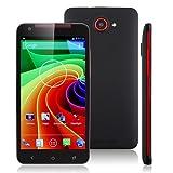 Star X920F Buttterfly Pantalla 5.0'' FHD (1920x1080) 13.0MP Cámera MTK6589T (Turbo) Quad Core 1.5GHz 1GB+16GB Smartphone (blanco, negro)