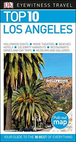 Top 10 Los Angeles (Dk Eyewitness Top 10 Travel Guide) [Idioma Inglés]