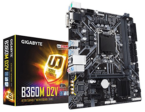 Gigabyte B360MD2V - Placa Base Intel B360