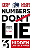 #1: Numbers Do Lie: 61 Hidden Cricket Stories