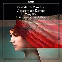 Conserva Me Domine/Musique Sacrée Italienne du 18eme Siecle