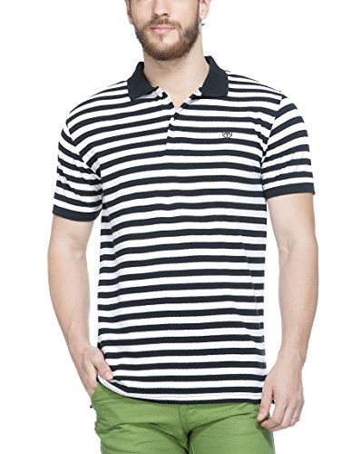 Tinted Men's Cotton Blend Polo T-Shirt