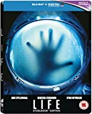 Life Bluray steelbook UK Exclusive Steelbook Blu-ray+UV download Region Free Available Now