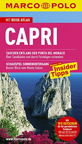 MARCO POLO Reiseführer Capri