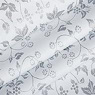 Zhzhco Pvc-Gepolsterte Wasserfeste Selbstklebende Tapete Möbel Aufkleber Küche, Schrank, Schränke Renovierung Sticker 122Cm*2M